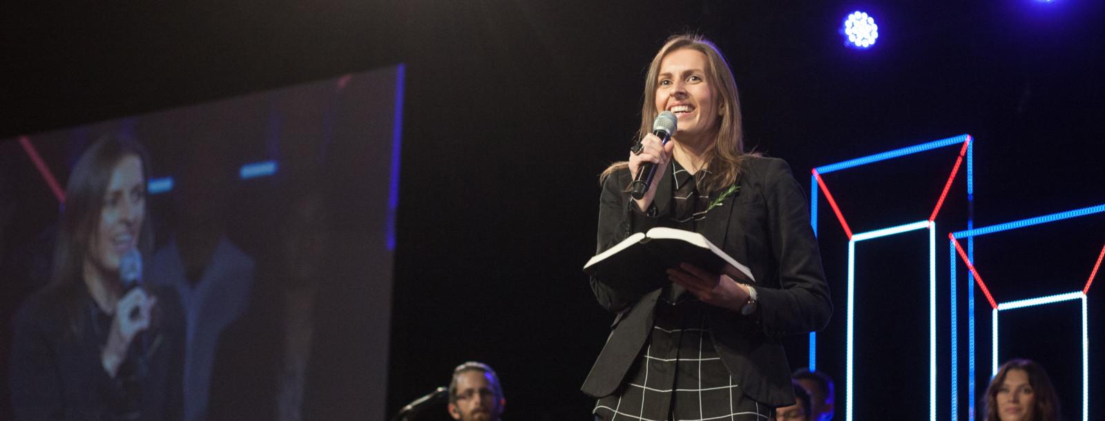 Danielle Jeyaratnam, Perth Campus Pastor