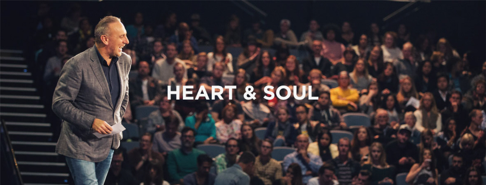 Heart & Soul with Ps Brian Houston