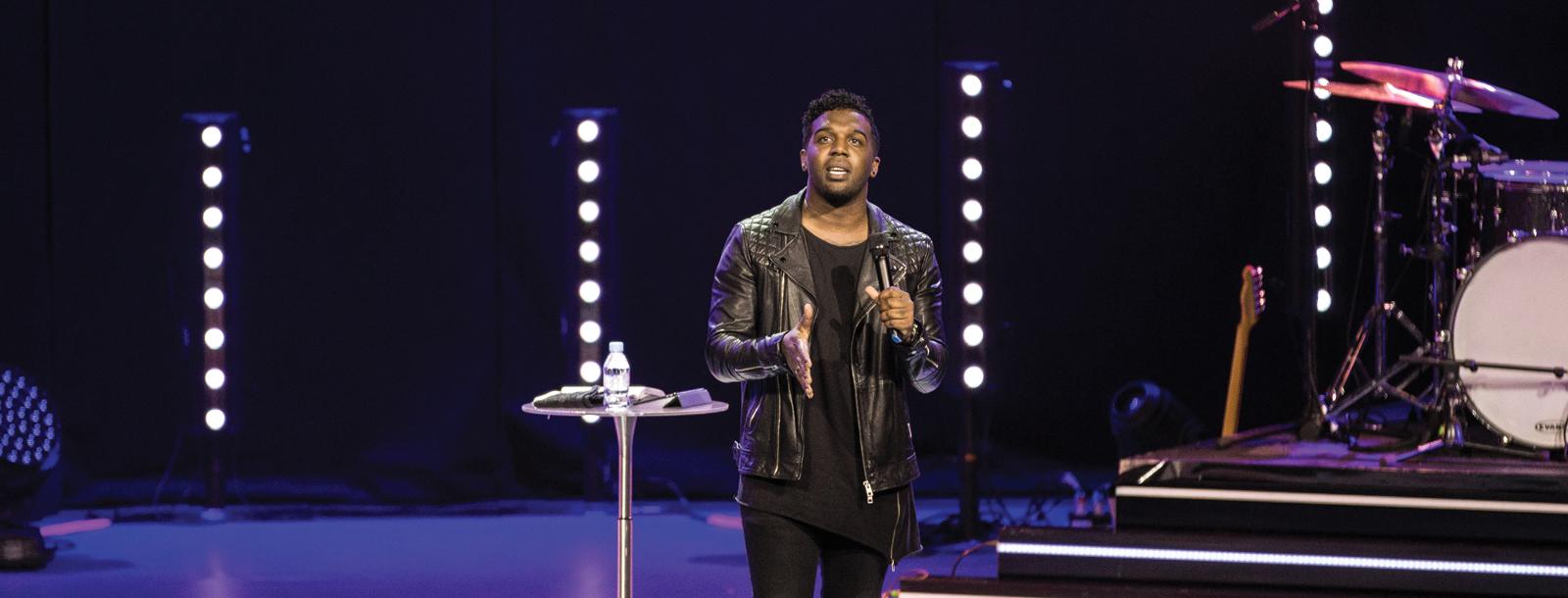 Dan Watson, Powerhouse Pastor  (18-25's)