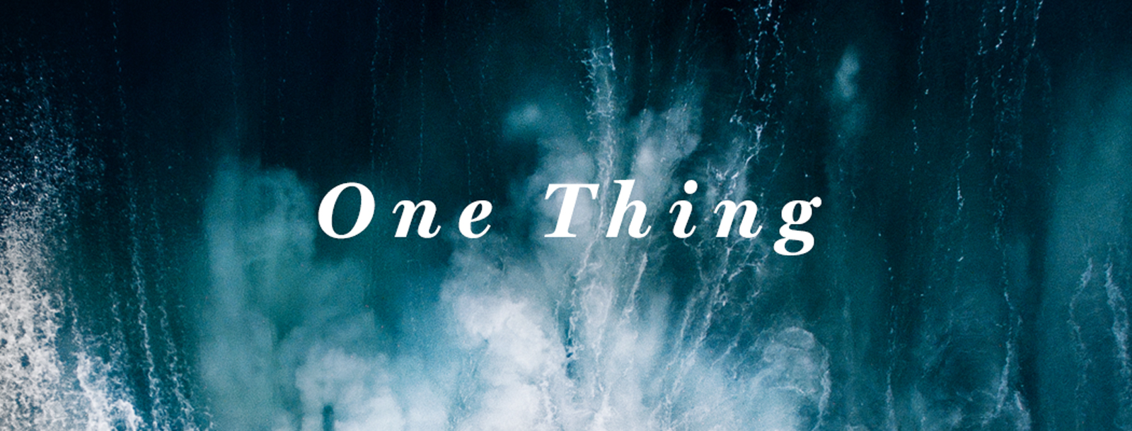 How to play one thing worship how to play one thing hillsong worship hexwebz Images