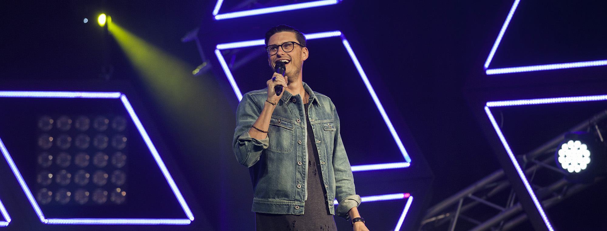 Chad Veach, Pastor Zoe Church, LA