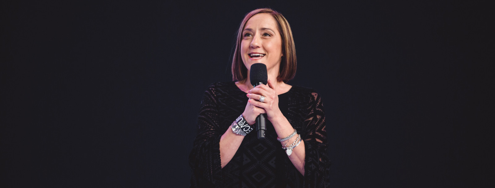 Christine Caine, A21 Campaign Founder