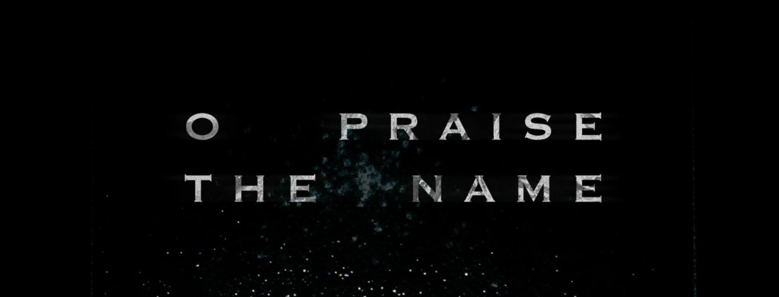 Song Story: O Praise The Name (Anástasis)