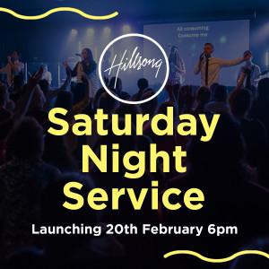 Saturday Service Launch