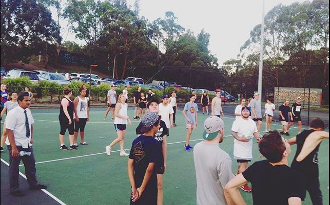 Dodgeball After School Cherrybrook copy