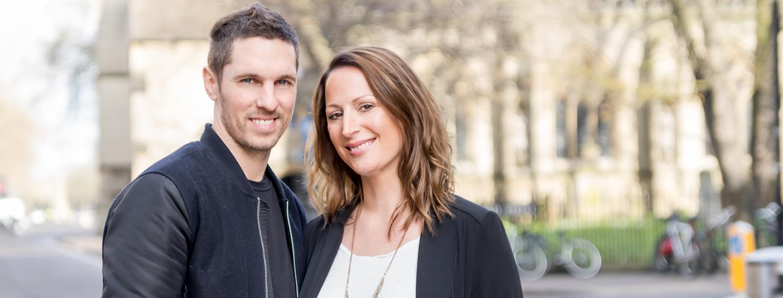 Craig & Anna Farley, Oxford Pastors