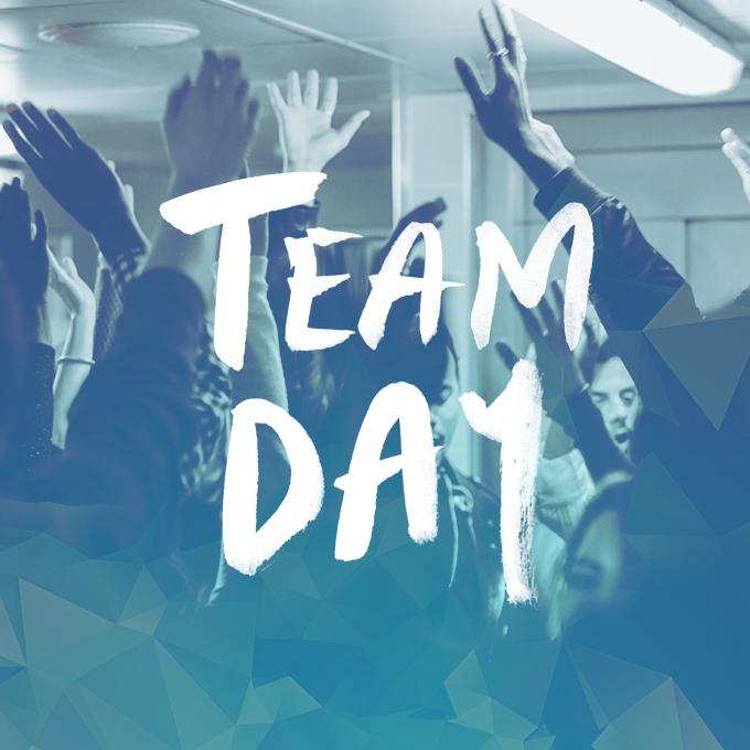Team Day Avec John Amp Helen Burns France
