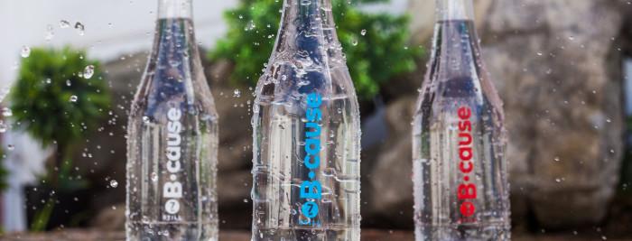 Bcause Water
