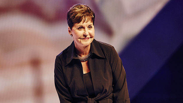 Joyce Meyer Celebrating 30years Of Hillsong Conference