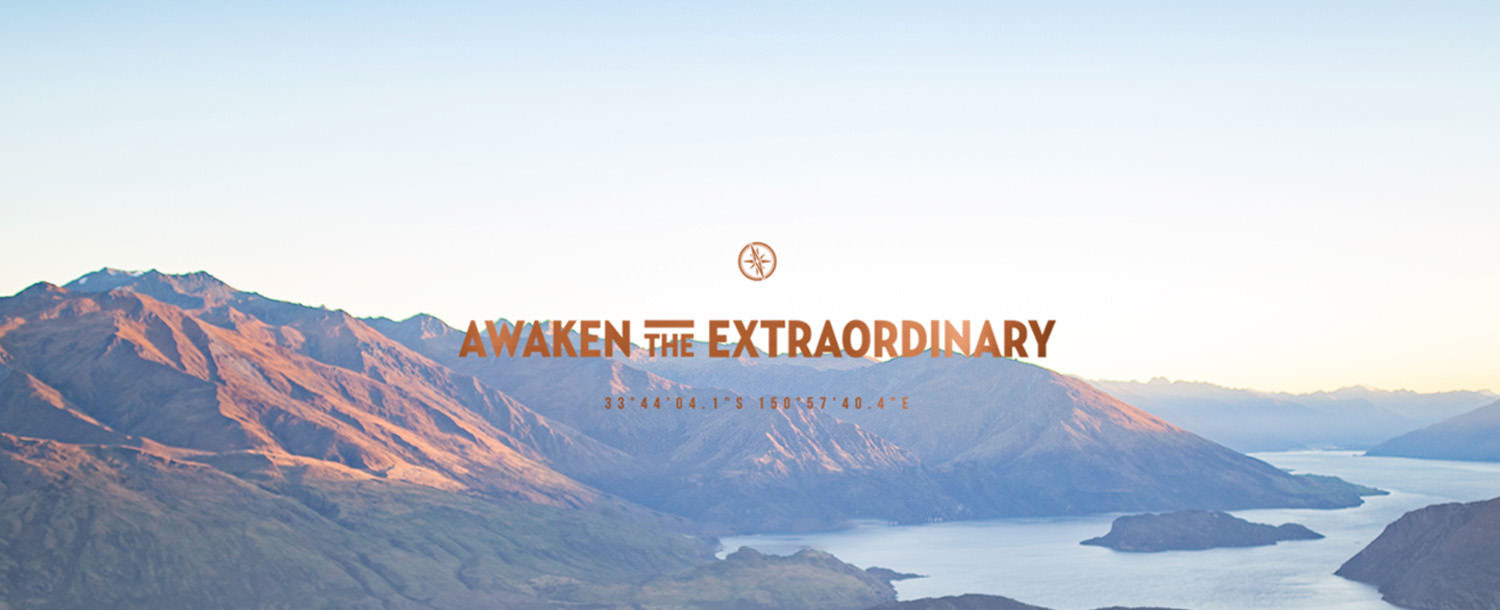Awaken the Extraordinary