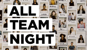 All Team Night