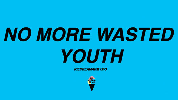 No More Wasted Youth