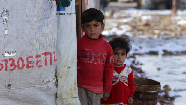 Syria Crisis Appeal: Thank You!