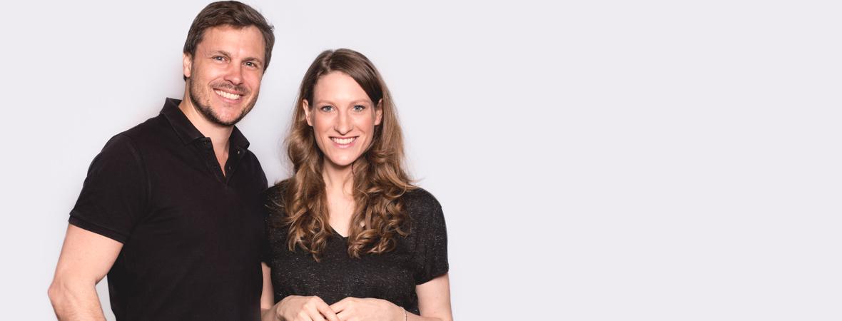 Brendan & Camille White, Pasteurs, Hillsong France