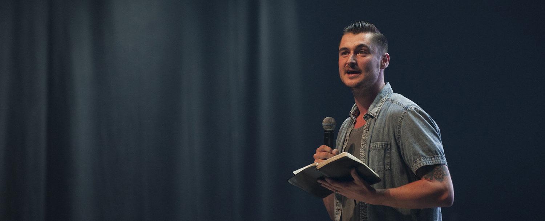 Josh Kimes, Campus Pastor NYC