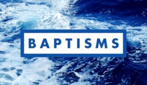 Baptisms 05/08 18:00