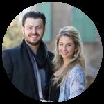 Daniel & Jessica Darcey, Pasteurs de campus