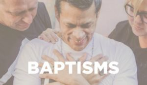 Church w/ Baptisms - June 4