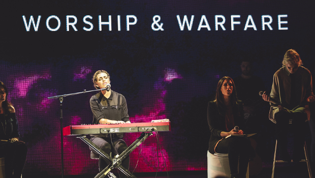 Worship & Warfare