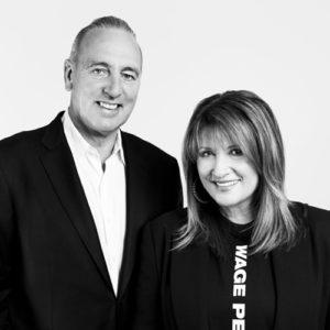 Bobbie & Brian Houston