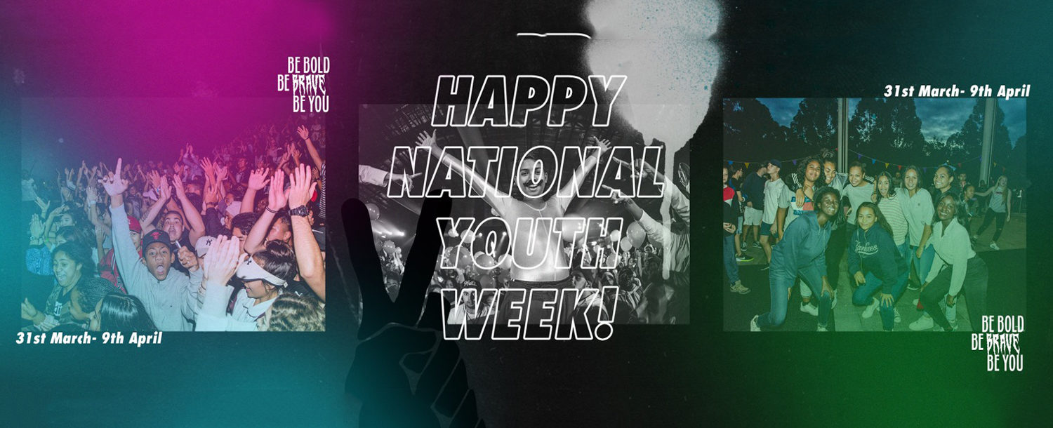NATIONAL YOUTH WEEK: