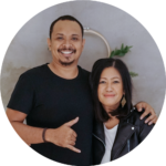 Eka and Englyn Mutty, Bali Campus Pastors