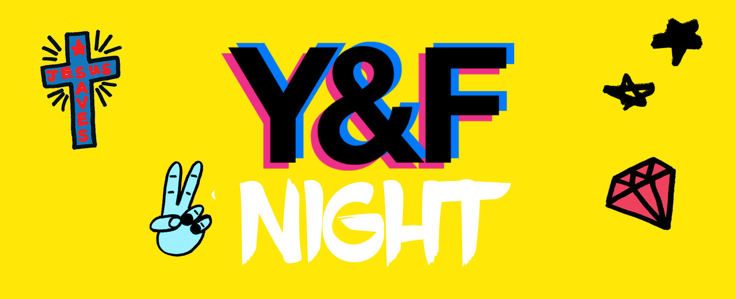 Young&Free Squad Night 18/05
