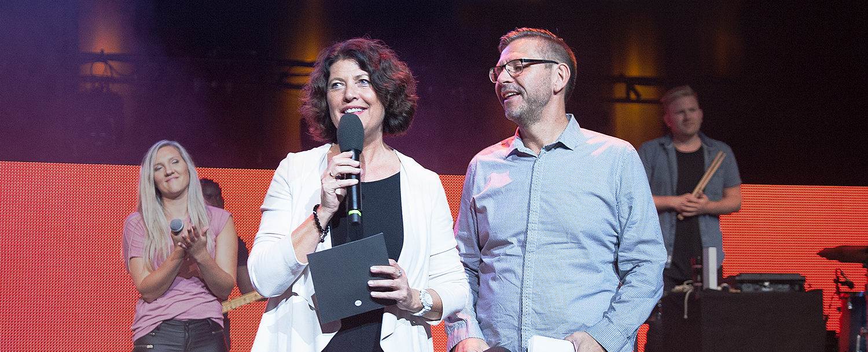 Brit & Jostein Krogedal, Lead Pastors Norway
