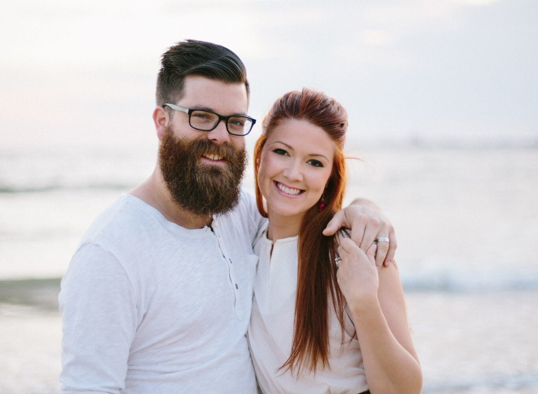 John & Sarah Sparey, East Pastors