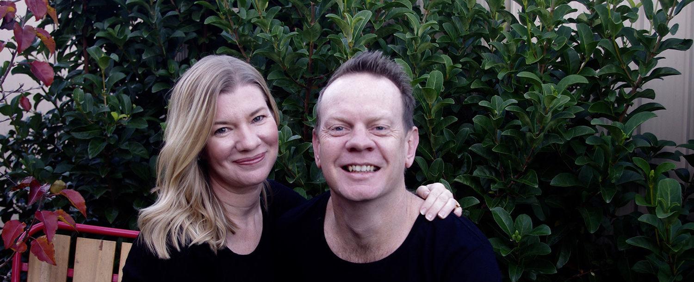 Andrew and Rachel Cartledge, Wollongong Campus Pastors
