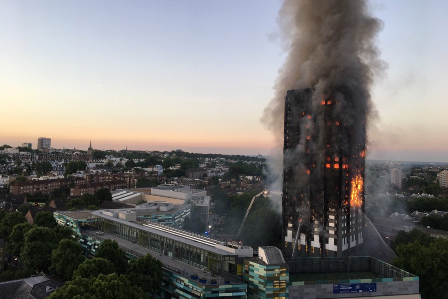 Response To The Grenfell Tower Fire