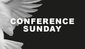 Conference Sunday Services 06/08