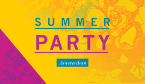 Amsterdam Summer Party