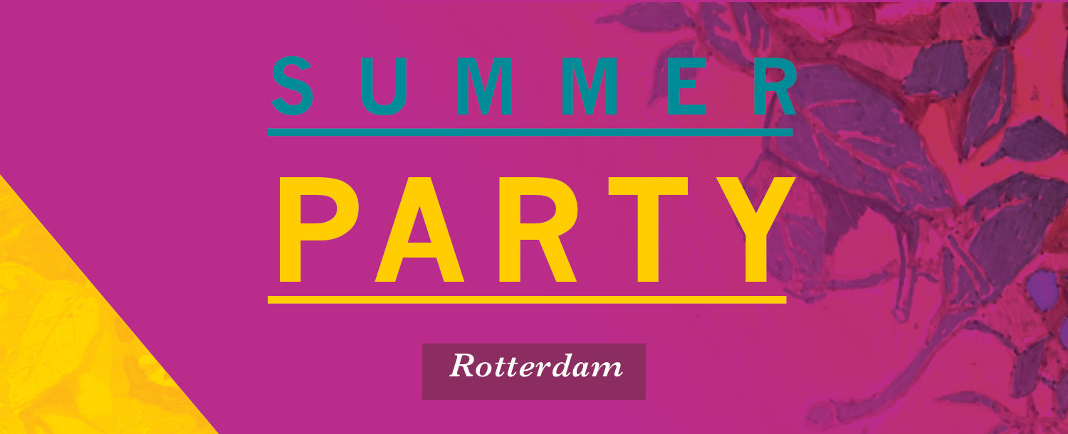 Rotterdam Summer Party