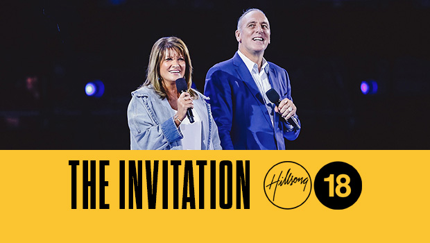 The Invitation<br/>Hillsong Conference 2018