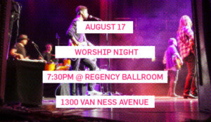 Worship Night SF