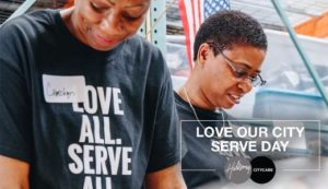 Love Our City Serve Day