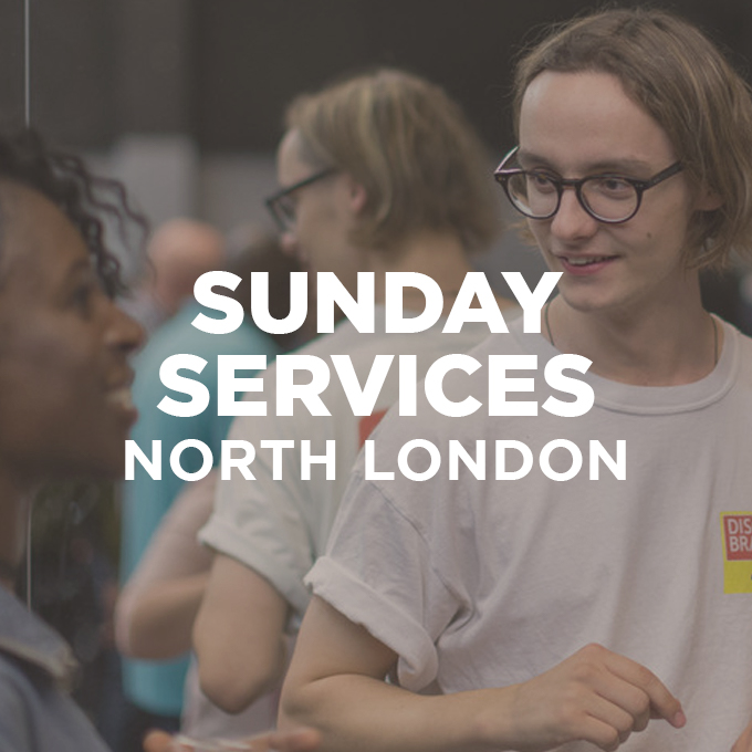 North London Sunday Services Begin! | UK