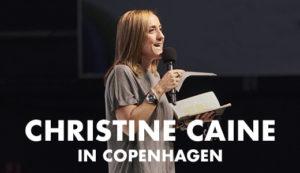 Christine Caine in Copenhagen