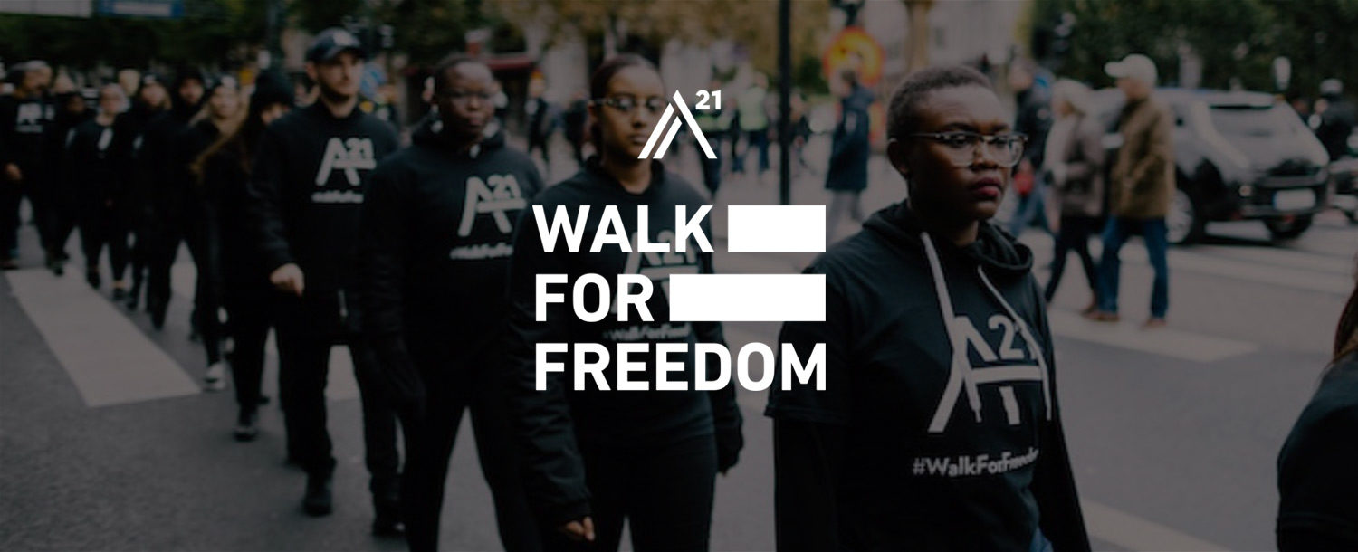 Walk for Freedom - Copenhagen