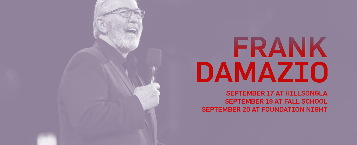 Fall School w/ Frank Damazio