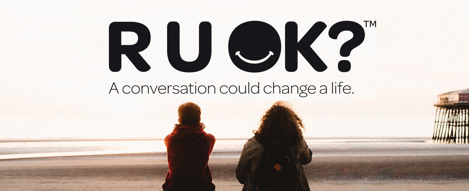 R U OK? Help Start More Conversations This Year!