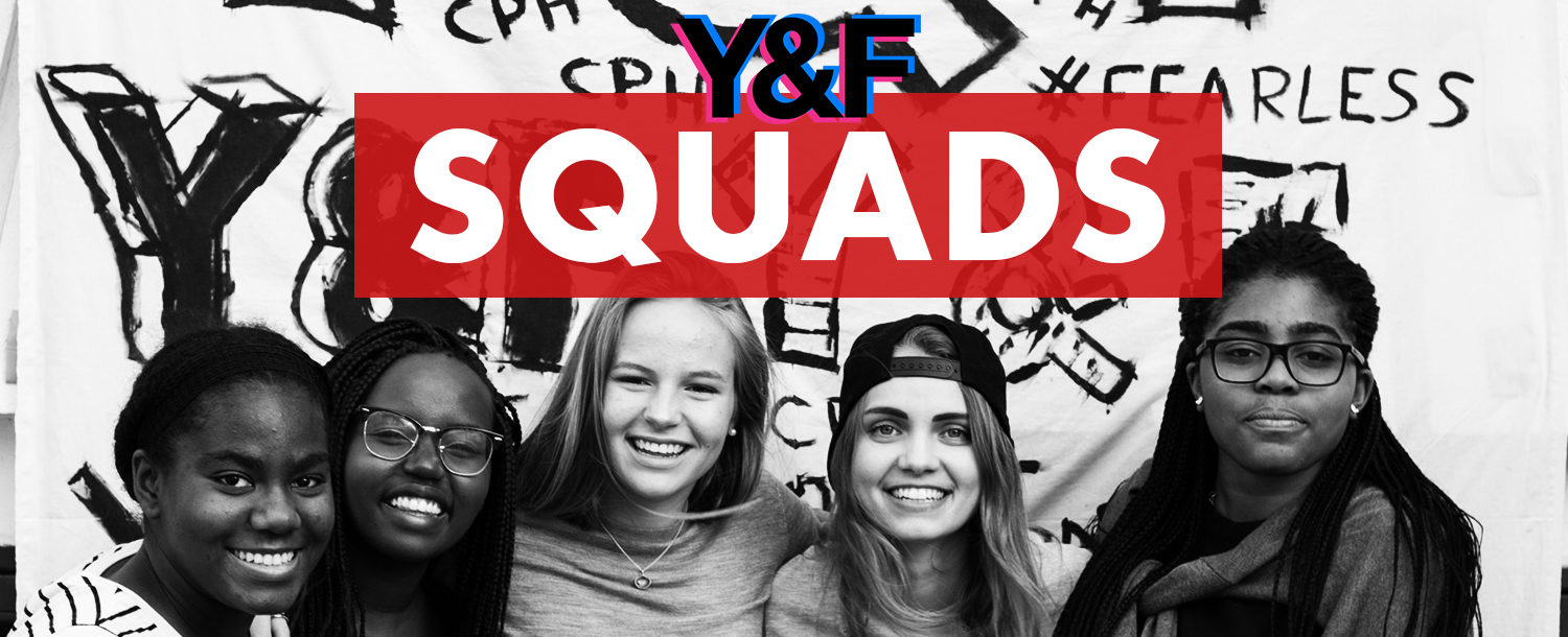 Young & Free Squads Night 17/11