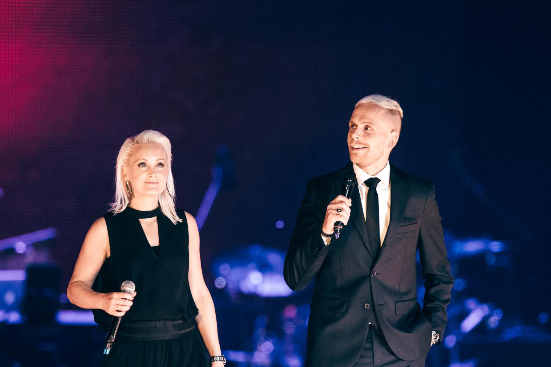 Andreas & Lina Nielsen, Lead Pastors Sweden