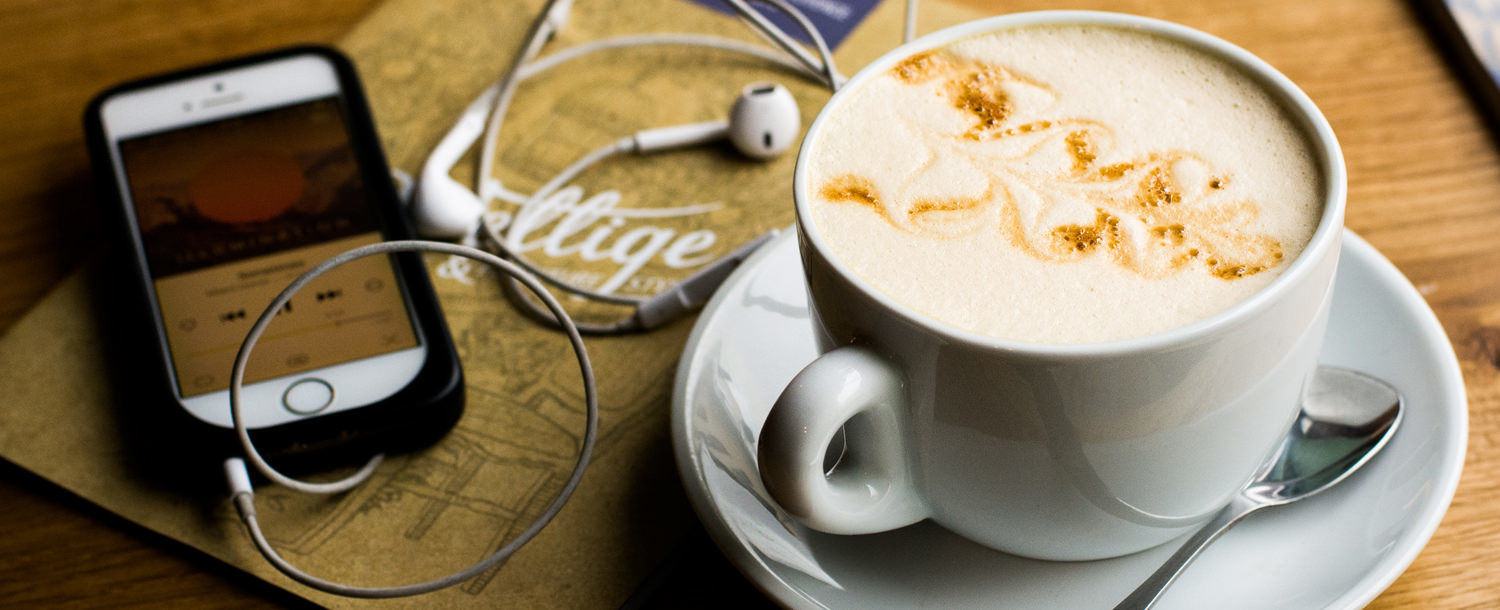 8 Reasons You Need to Write Your Next Sermon in a Cafe