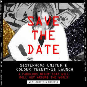 Join us for Sisterhood United!
