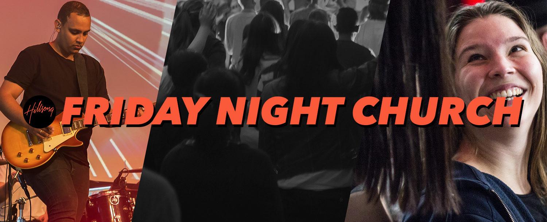 Friday Night Church Aarhus 12/01