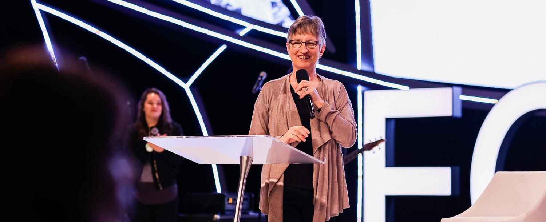 Amanda Fergusson, Pastor & College Lecturer
