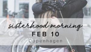 Sisterhood Morning - CPH 10/02