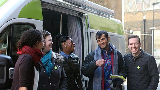 Greenlight's Second Medical Van